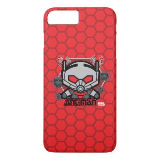 Kawaii Ant-Man Graphic iPhone 8 Plus/7 Plus Case