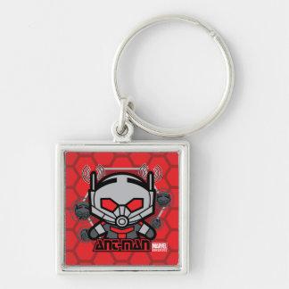 Kawaii Ant-Man Graphic Keychain