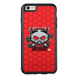Kawaii Ant-Man Graphic OtterBox iPhone 6/6s Plus Case