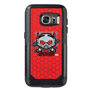 Kawaii Ant-Man Graphic OtterBox Samsung Galaxy S7 Case
