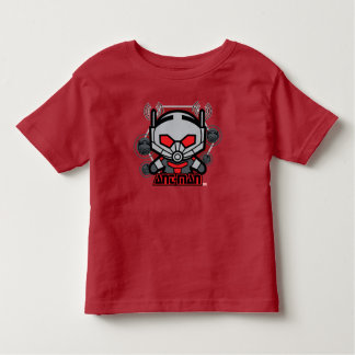 Kawaii Ant-Man Graphic Toddler T-shirt