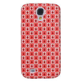 Kawaii Apple (Girl) Galaxy S4 Case