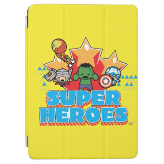Kawaii Avenger Super Heroes Graphic