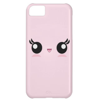 Kawaii Baby Face Case For iPhone 5C