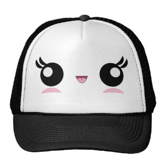 Kawaii Baby Face hat
