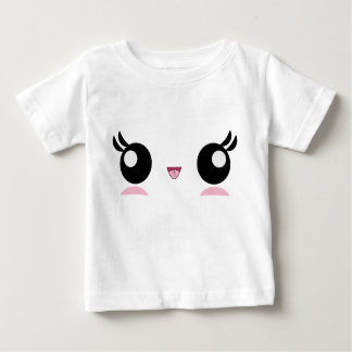 Kawaii Baby Face infant t-shirt