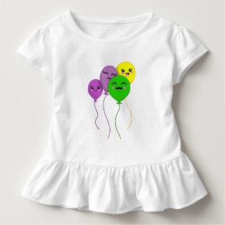 Kawaii Balloon Family Toddler T-shirt