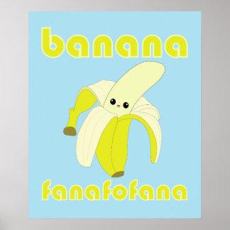 Kawaii Banana Fanafofana poster