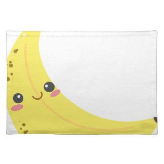 Kawaii Banana Placemat