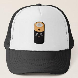 Kawaii battery trucker hat