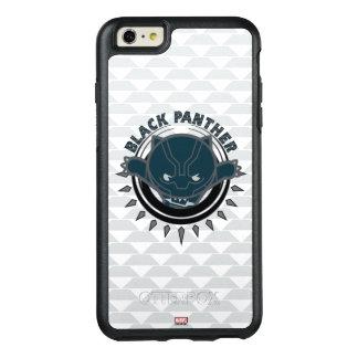 Kawaii Black Panther Logo OtterBox iPhone 6/6s Plus Case