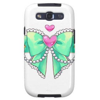 Kawaii Bow Samsung Galaxy SIII Case
