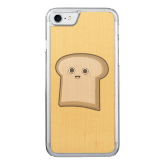 Kawaii Bread Carved iPhone 7 Case