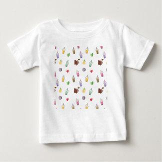 Kawaii Bubble Tea Baby T-Shirt