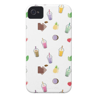 Kawaii Bubble Tea Case-Mate iPhone 4 Cases