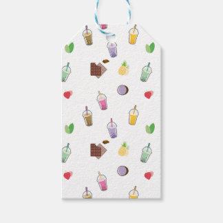 Kawaii Bubble Tea Pack Of Gift Tags