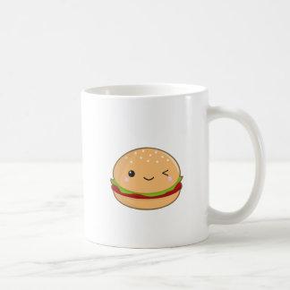 Kawaii Burger Coffee Mug