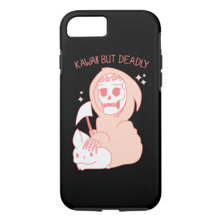 Kawaii but Deadly Case-Mate iPhone Case
