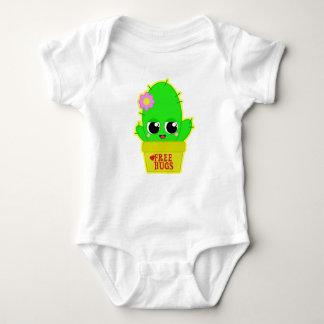 Kawaii Cactus Baby Bodysuit