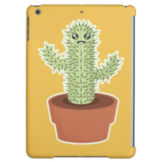 Kawaii Cactus iPad Air Cases