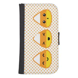 Kawaii Candy Corn Samsung Wallet Case Phone Wallet Cases