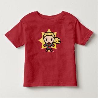 Kawaii Captain Marvel Photon Engery Toddler T-shirt