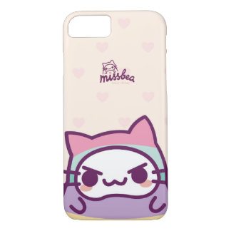 kawaii cat bae bae iPhone 8/7 case