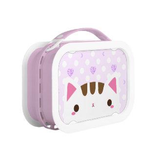 Kawaii Cat Lunchbox