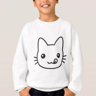 Kawaii Cat Sweatshirt