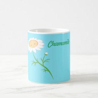 Kawaii Chamomile Mug