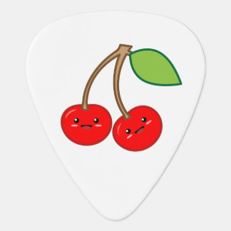 Kawaii Cherry Guitar Pick