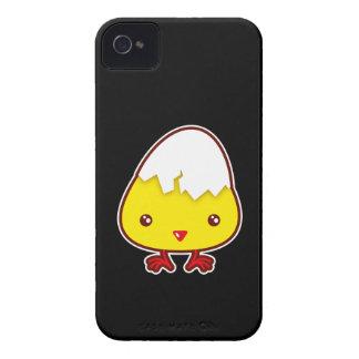 Kawaii chick iPhone 4 case