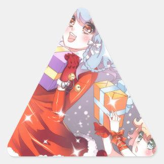 Kawaii Christmas Stickers