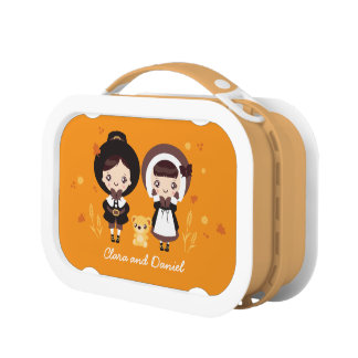 Kawaii Clara - Thanksgiving Lunch Box