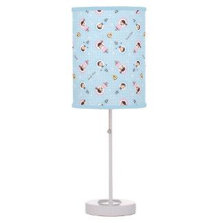 Kawaii Clara - Winter (blue) Table Lamp