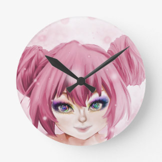 Kawaii Clock