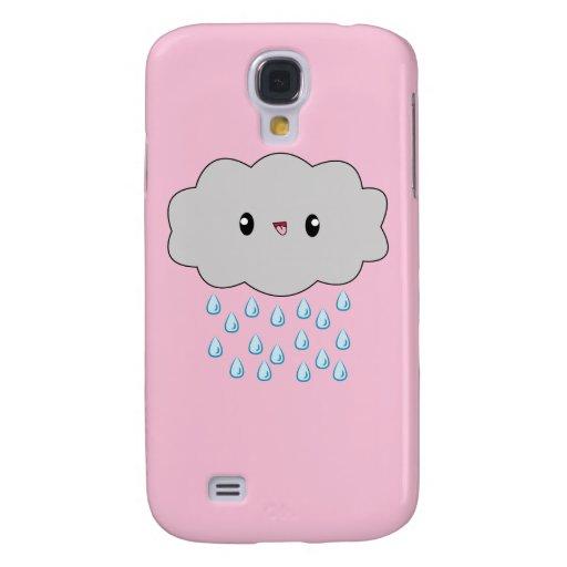 Kawaii Cloud Let It Rain! Vivid case HTC Vivid Cases
