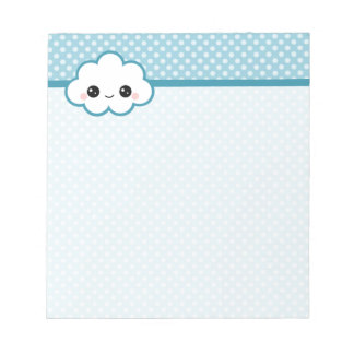 Kawaii Cloud Notepad