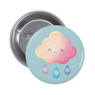 Kawaii Cloud Pin