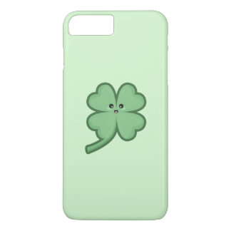 Kawaii Clover iPhone 7 Plus Case