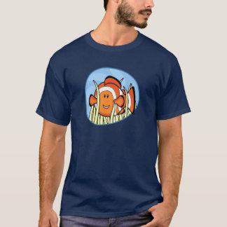 Kawaii Clownfish TShirt