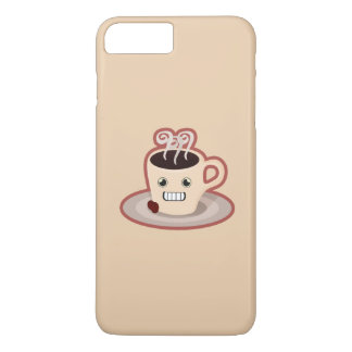 Kawaii Coffee iPhone 7 Plus Case
