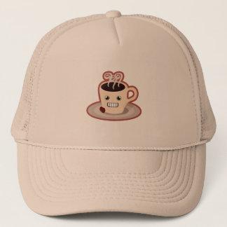 Kawaii Coffee Trucker Hat
