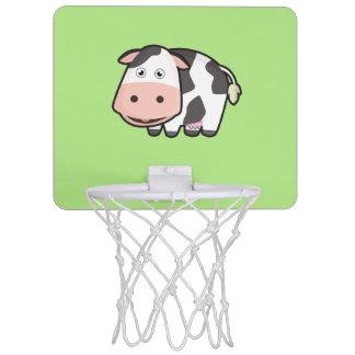 Kawaii Cow Mini Basketball Hoop