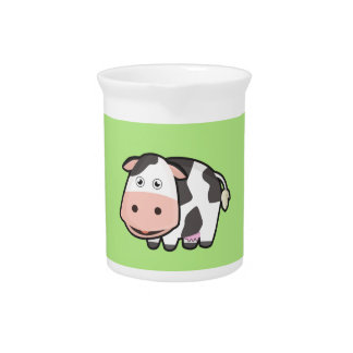 Kawaii Cow Pitcher