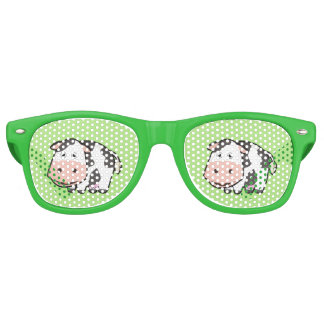 Kawaii Cow Sunglasses
