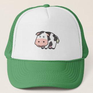 Kawaii Cow Trucker Hat