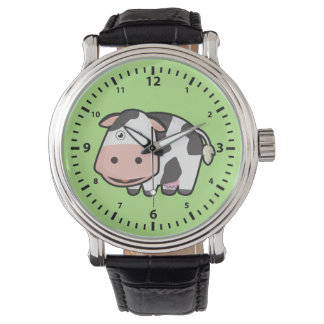 Kawaii Cow Watch
