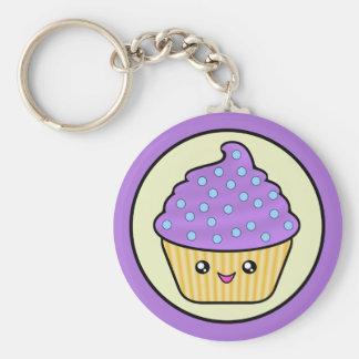 Kawaii Cuppy Cake Keychain