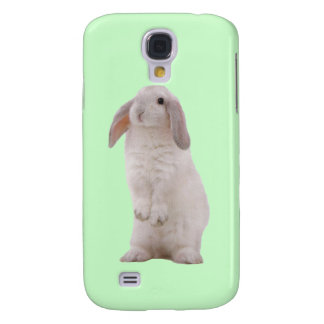 Kawaii Cute Bunny Rabbit Samsung Galaxy S4 Covers
